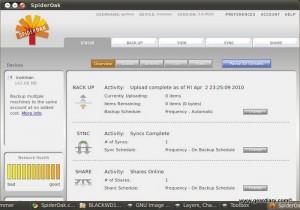 SpiderOak Cloud Backup Review