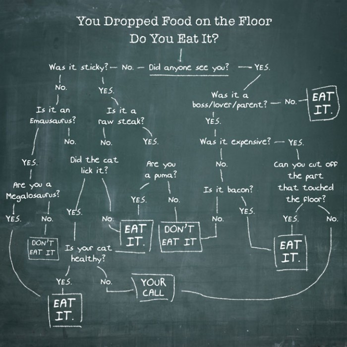 The '5 Second Rule' Meets Corporate Decision Analysis