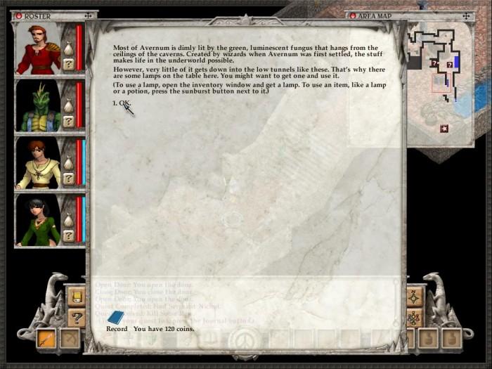 GearDiary Avernum VI (2009 RPG): The Netbook Gamer