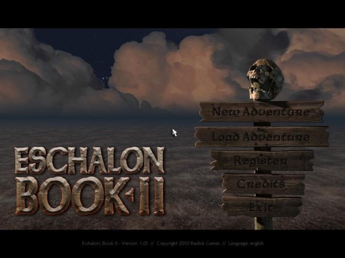 GearDiary Eschalon Book 2 RPG First Impressions