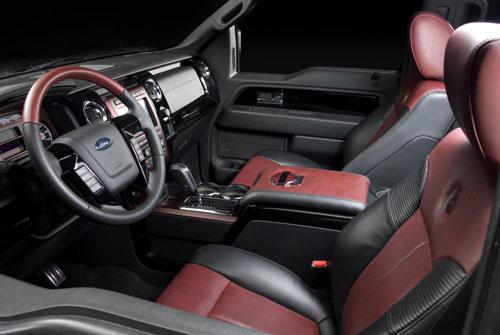 Ford F-150 expanded portfolio: Harley and Raptor