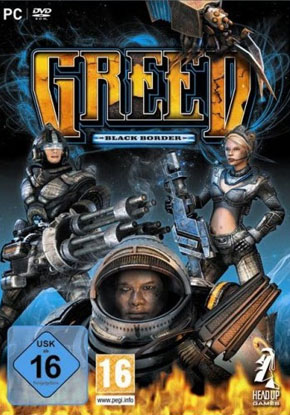 Greed - Black Border PC Game Review