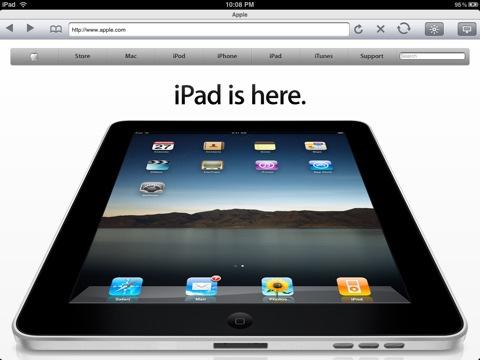 iPad Apps Apple TV