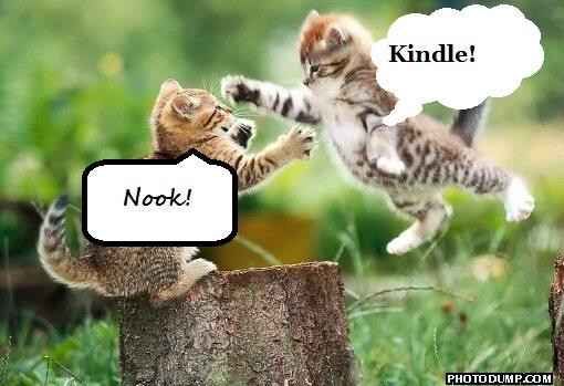 Nook Kobo Reader Kobo Kindle eReaders eBooks ASUS Archos Android Apps