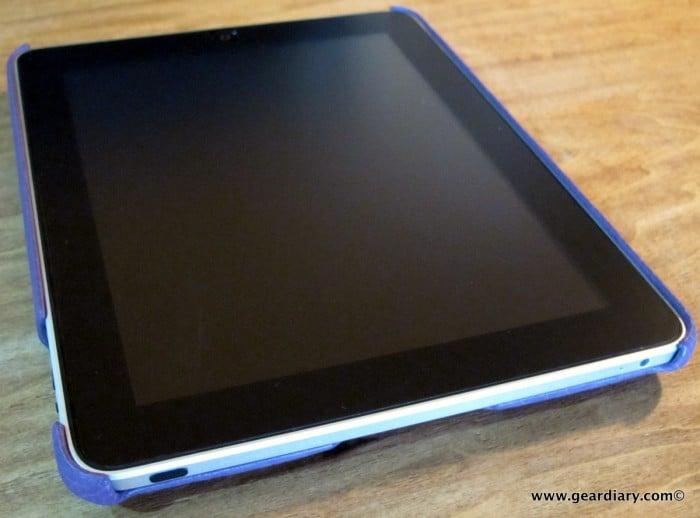 GearDiary The Vaja ivolution Top for Apple iPad Review