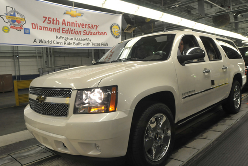 SUVs Chevrolet Cars