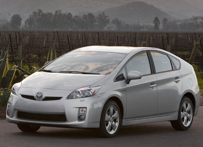 Toyota Hatchbacks Green Tech Cars