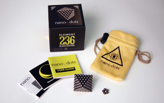 GearDiary Fun with magnetism: Nanodots