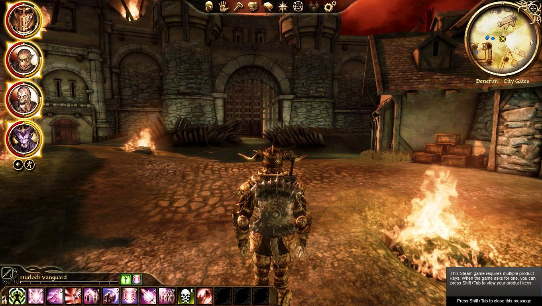 Dragon Age: Origins The Darkspawn Chronicles DLC: PC/XBOX360 Game Review