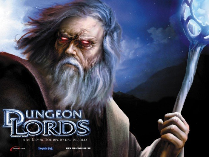 Dungeon Lords Title