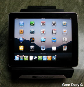 LapWorks iPad Recliner - Review