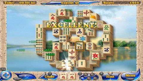 Mahjongg Artifacts PSP SS1