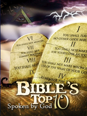 """GearDiary iPad App- """"Bible's Top10 - 'Spoken by God'""""- When You Really Need to Get Your Fire and Brimstone On"""