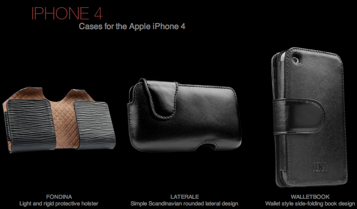 GearDiary Sena iPhone 4 Case Roundup