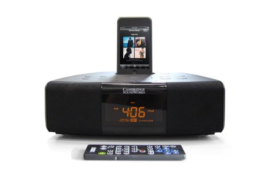 iPod and Touch Devices Clocks Audio Visual Gear