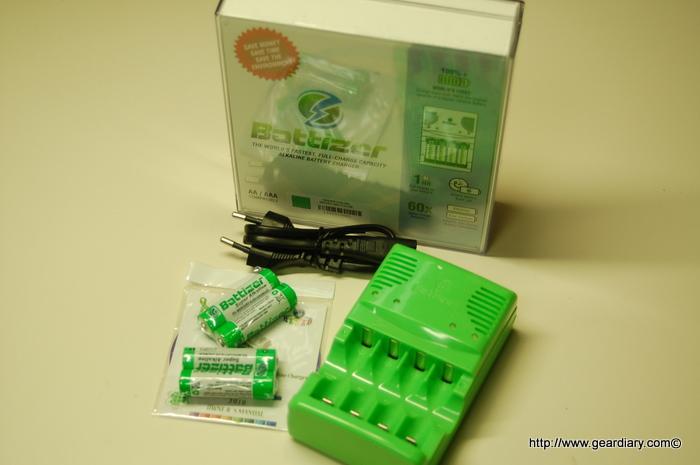 Power Gear Misc Gear Green Tech