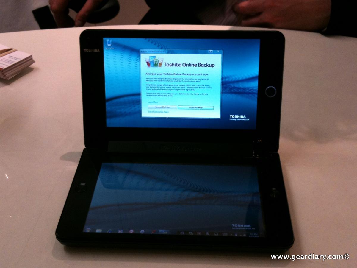 Ultra Portable Tablets Laptops