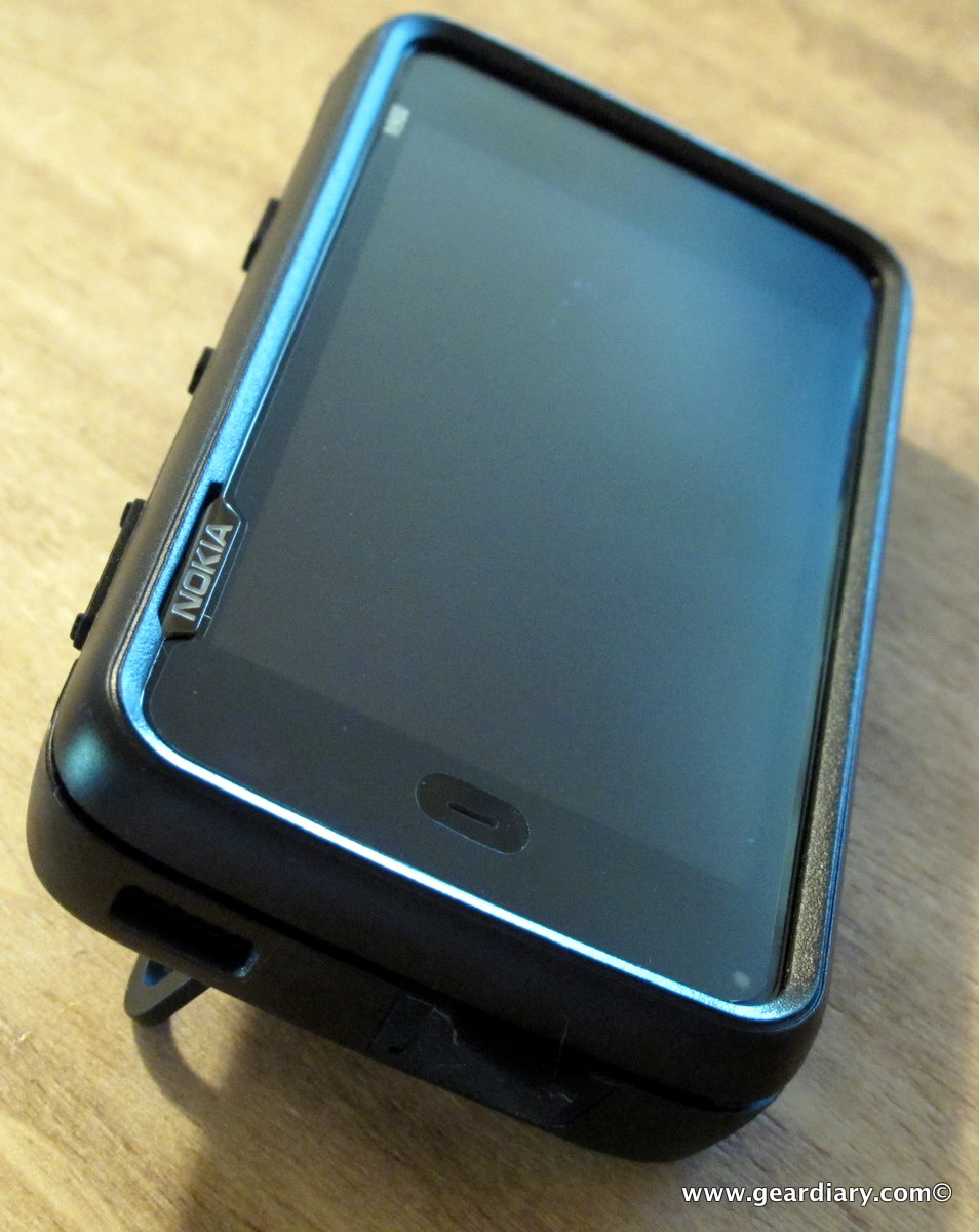 GearDiary The OtterBox Nokia N900 Commuter Series Case Review