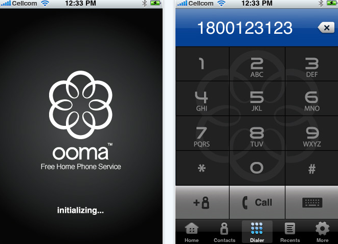 GearDiary Ooma Releases Ooma Mobile for iPhone- Neat Idea... but It Will Cost You