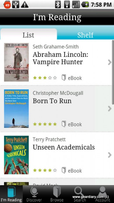 Kobo Android App Review