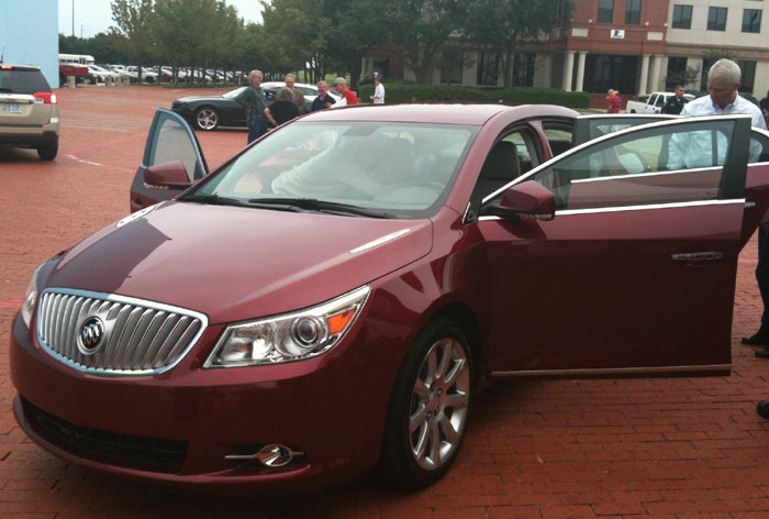 LaCrosse driving force behind modern Buick