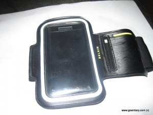 Belkin Dualfit Armband As a Droid Case