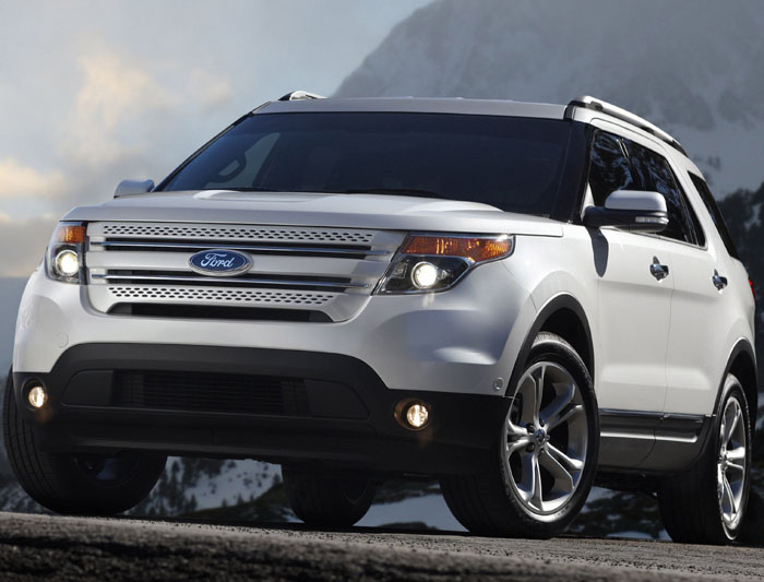 SUVs Ford Cars