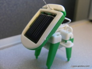 GearDiary EFO's Solar Toys are Fun and Educational