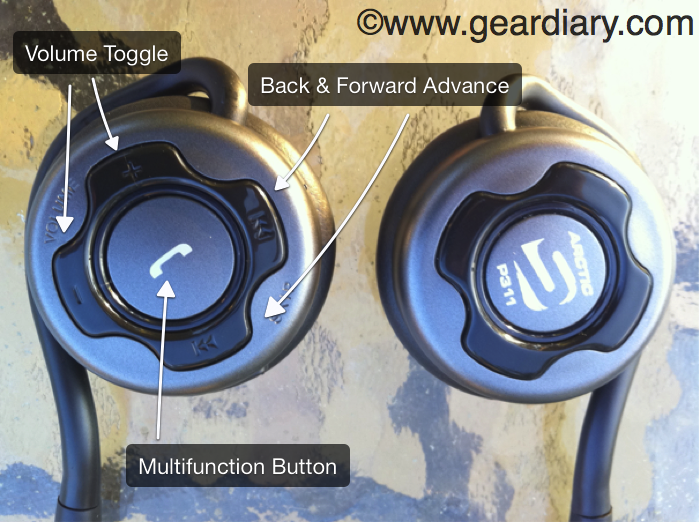 GearDiary Headphone Review:  Arctic Sound P311 Stereo Bluetooth