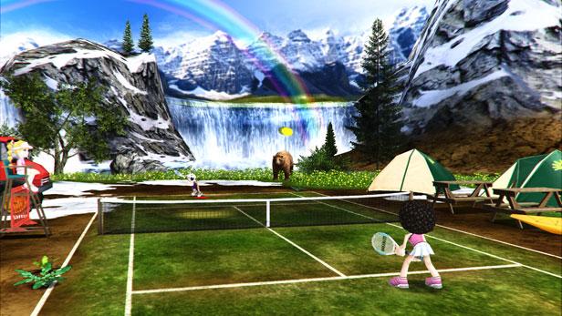 PSP Game Review: Hot Shots Tennis: Get a Grip!