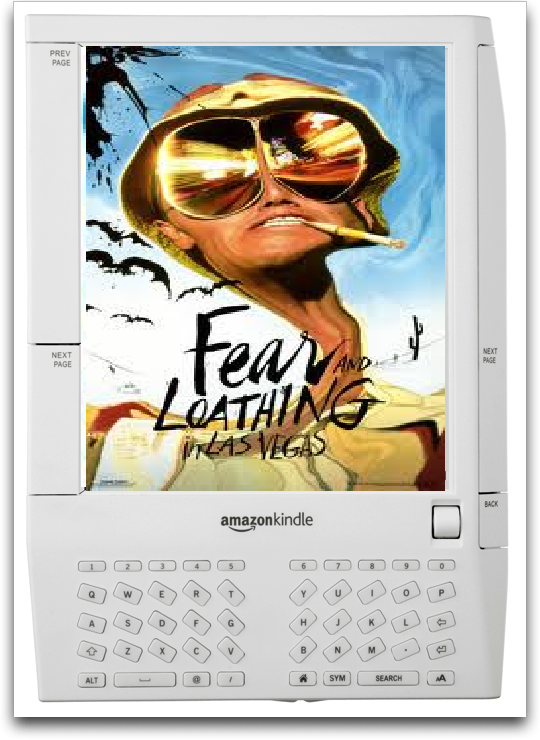 Offbeat Kindle eReaders eBooks