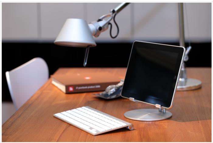 UpStand iPad Stand Looks OutStanding