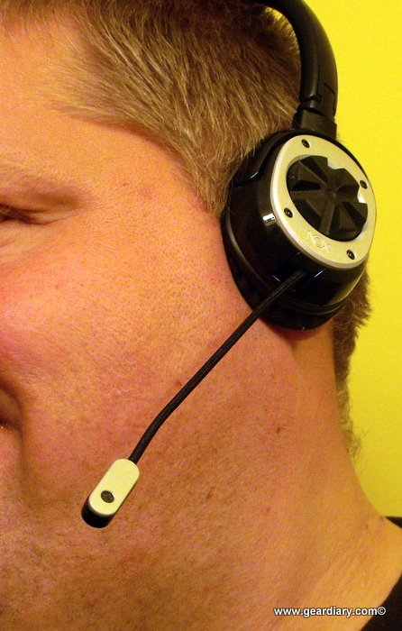 GearDiary NOX Audio Specialist Headphones Works For Gamers and Office Workers