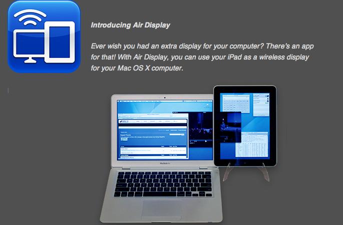 GearDiary Air Display App Review