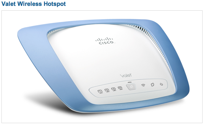 GearDiary Cisco's Valet Makes Wireless Network Setup Easy, New Survey Shows Just How Important That Is