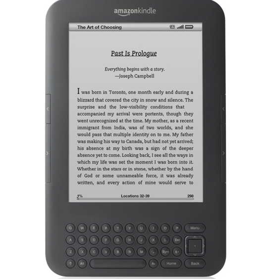Voice Recognition Kindle iPhone iPad GearChat eReaders