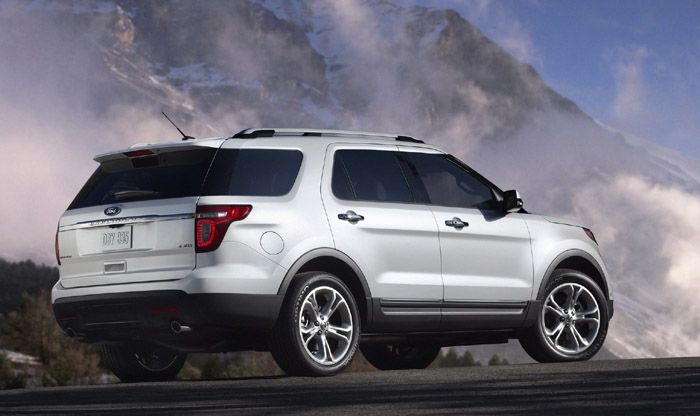 GearDiary 2011 Ford Explorer: Back from the drawing board