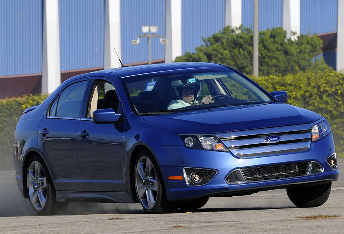 Ford Fusion update: A really good 'Sport'