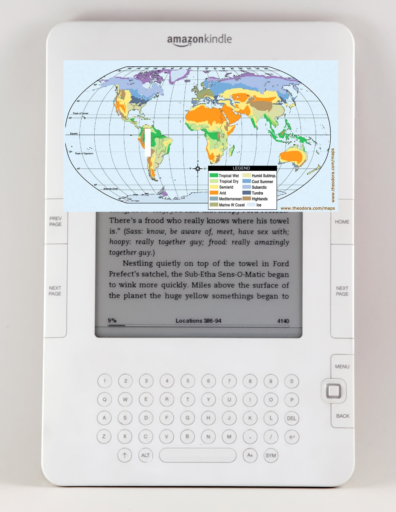 Tips and Tricks Kindle eReaders