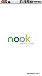 GearDiary Android App Review: B&N's nook