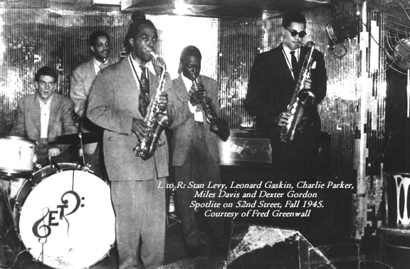GearDiary Celebrating Bird - Charlie Parker's 90th Birthday, and 55 Years Since His Death
