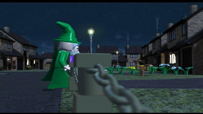 PC/PSP Game Review: LEGO Harry Potter Years 1-4