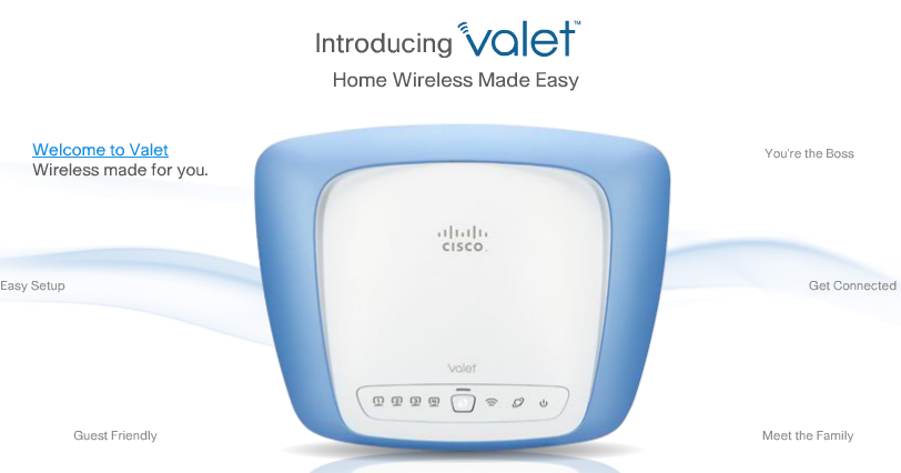 GearDiary Home Tech Review: Setting Up the Cisco Valet... How Simple is It?