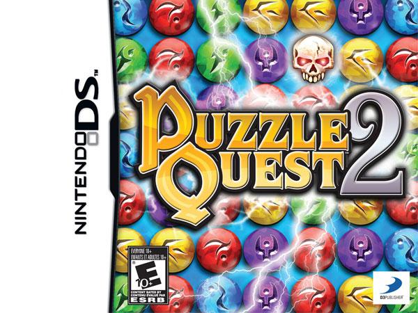 Puzzle Quest 2 Box