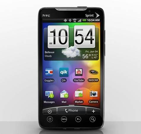GearDiary Just In Case You Missed It: Sprint & HTC Bring Froyo to the EVO 4G