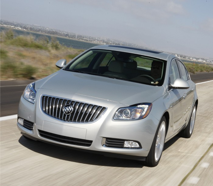 Eruption to Evolution: 2011 Buick Regal
