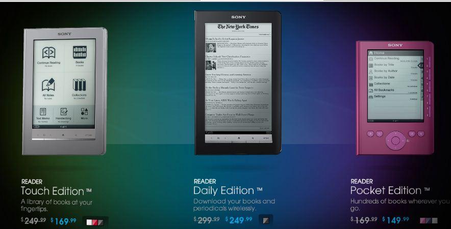 Sony Kobo Reader Kobo eBooks