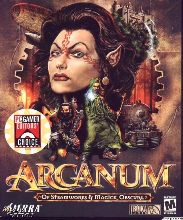 Arcanum Box