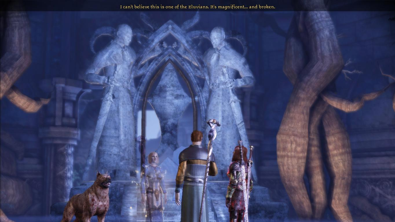GearDiary PC/XBOX360/PS3 Game Review: Dragon Age: Origins - Witch Hunt DLC