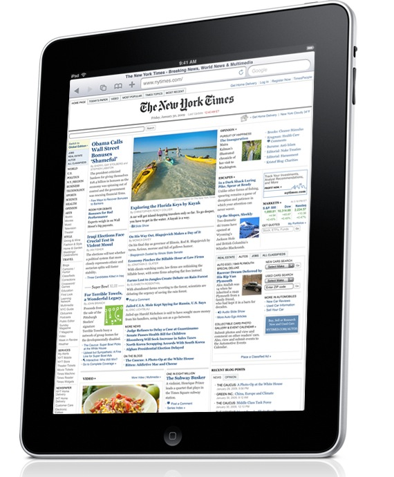 Ooma iPad